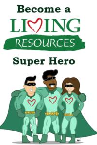 Super hero Living Resources
