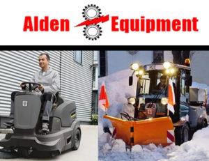 alden equipment