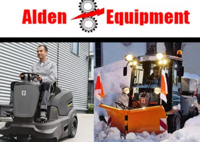 alden equipment