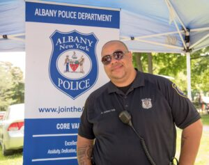 Albany Police Dept Recruiting